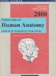 کتاب *POCKET ATLAS OF HUMAN ANATOMY 2000