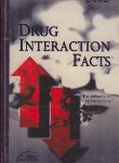 کتاب *DRUG INTERACTION FACTS 2002