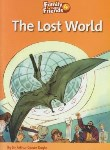 کتاب READER FAMILY AND FRINDS 4 THE LOST WORLD(آکسفورد)