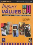 کتاب IMPACT VALUES+CD (رحلی/سپاهان)