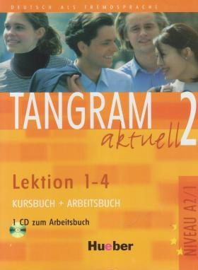 TANGRAM 2 LEKTION 1-4+CD (رحلی/رهنما)