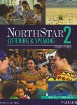 کتاب NORTH STAR 2 LISTENING & SPEAKING+CD EDI 4 (رحلی/جنگل)