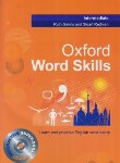 کتاب OXFORD WORD SKILLS INTERMEDIATE+CD (رحلی/جنگل)