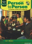 کتاب PERSON TO PERSON STARTER+CD  EDI 3 (رحلی/جنگل)