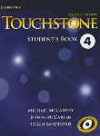 کتاب TOUCH STONE 4+CD  SB+WB  EDI 2 (رهنما)