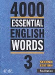 کتاب 4000ESSENTIAL ENGLISH WORDS 3 EDI 2 (رهنما)