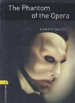 کتاب CD+THE PHANTOM OF THE OPERA 1 (شبحی در اپرا/جنگل)