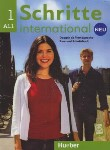 کتاب SCHRITTE INTERNATIONAL 1 A1.1+CD  SB+WB (رحلی/رهنما)
