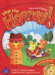 کتاب HIP HIP HOORAY 1+CD  SB+WB  EDI 2 (رحلی/رهنما)